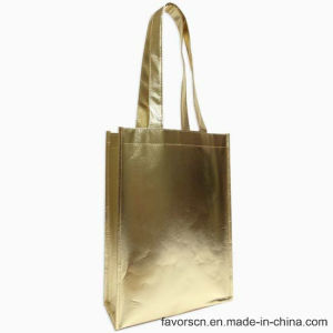 Gold and Silver Lamination Bag pictures & photos