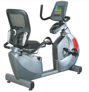 Fitness Recumbent Exercise Bike pictures & photos