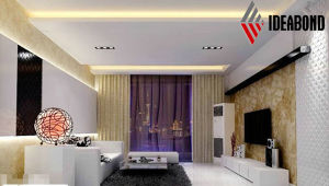 China Whole Sale Polyester Coated Cheap Interior Wall Panel (AE-38A) pictures & photos