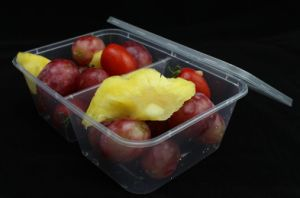 Food Grade Airtight Baby Microwave Takeaway Plastic Food Container pictures & photos