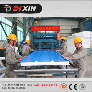 Dx 980 Sandwich Panel Making Machine pictures & photos