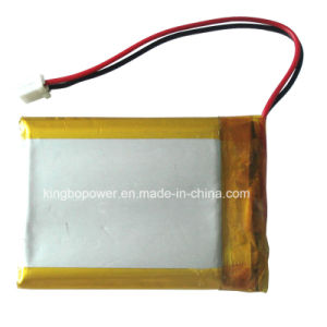 High Quality Li-Polymer Rechargeable Battery Pack pictures & photos