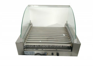 Silver Hot Dog Roller Machine pictures & photos