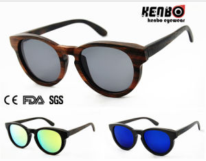 Best Seiiing Fashion Wooden Sunglasses (Optical frame) CE. FDA. Kw017 pictures & photos