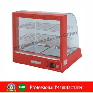 Commercial Electric Display Food Warmer Showcase pictures & photos
