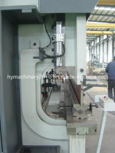 We67k Seris Electro-Hydraulic Synchronous CNC Hydraulic Press Brake pictures & photos