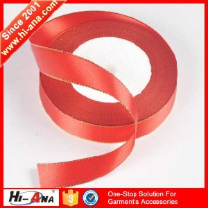 OEM Custom Made Top Quality Various Colors Yama Ribbon pictures & photos