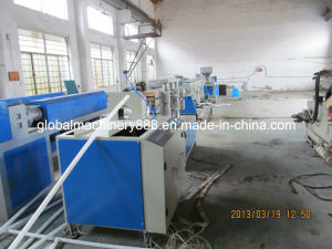 Plastic Electric Conduit Pipe Extrusion Machine