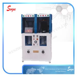 Xx0161 Automatic Cover Type Shoe Compression Machine (Double Tanks) pictures & photos