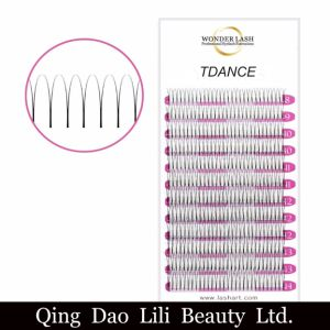 Volume Fans Individual Eyelash Extensions Semi Permanent Eye Lashes Russian pictures & photos