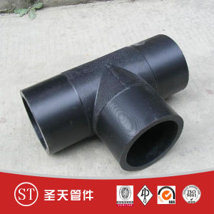 Carbon Steel Pipe Fitting Tee pictures & photos
