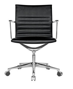 Eames Modern Office Furniture Leather Swivel Chair (S003A) pictures & photos
