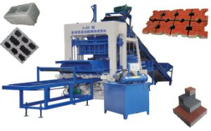 Complete Production Line for Cement Brick Making Machine with Siemens PLC System pictures & photos