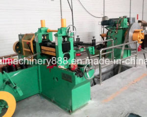 Metal Sheet Slitting Cutting Machine