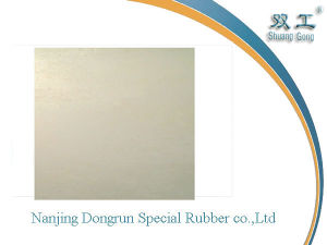 FDA Food Quality White Nitrile Rubber Sheet Roll