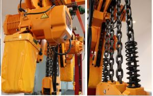 1t Low- Headroom Single Speed Electric Chain Hoist pictures & photos
