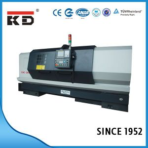 Flat Bed CNC Lathe Machine Ck6156/750 pictures & photos