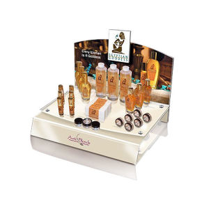 Countertop Acrylic Display Stand for Cosmetics pictures & photos