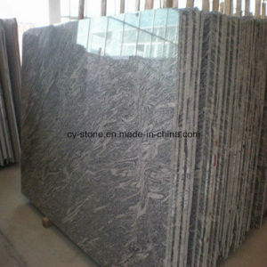 Natural Stone Granite Chinese Jupurana Grey Slabs for Tiles and Countertops pictures & photos