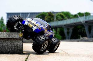 Nitro Power RC Toy Metal Chassis Model Gas RC Car
