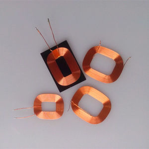 Qi Wireless Power Transfer Coil Unit Inductor WPC Tx Coil Rx Coil pictures & photos