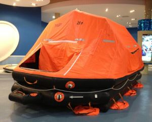 50 Persons Solas/Ec/CCS/Med Inflatable Life Raft/Life Floating Cheap Price pictures & photos