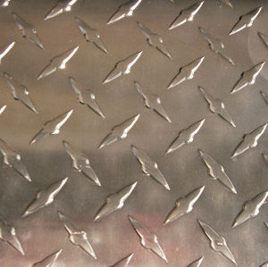 3003 3000 Series Diamond, 5 Bar Checkered Plate for Trucks pictures & photos