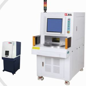 Confectionery PP Stick UV Laser Marking Machine pictures & photos