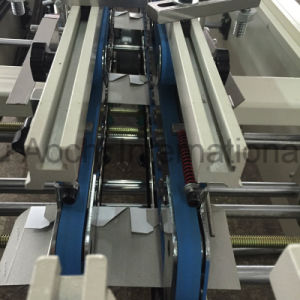 Pre-Folder & Lock Bottom Automatic Folder Gluer (GDHH-800/GDHH-900 Exported Model) pictures & photos