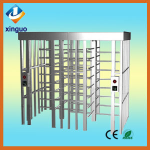 Bus Station Stainless Steel Full Height Turnstile Price pictures & photos