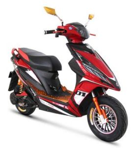 Great Power 1200W 72V Motor Electric Motorbike (HUOY) pictures & photos