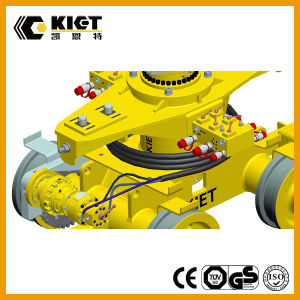 Kiet High Quality Hydraulic Transportation Trolley for Ship pictures & photos