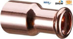Copper Press Fitting Reducer pictures & photos