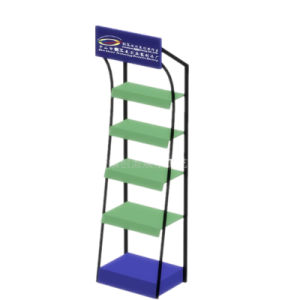 High Quality Metal Display Stand (LFDS0053) pictures & photos