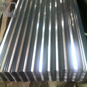 JIS G3302 Sgch Corrugated Roofing Sheet Galvanized Steel Sheet pictures & photos