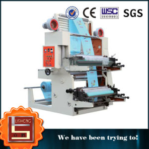 Lisheng Printing Press 2 Color pictures & photos