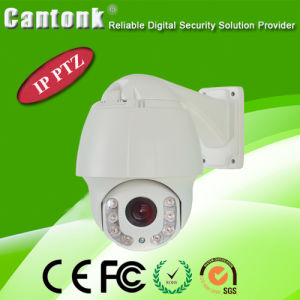 2.4MP 10X Optical CCTV High Speed Dome IP PTZ (PT4BH10XH200) pictures & photos