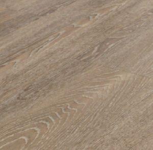 Oak Walnut Beech Cherry 8/12mm Wooden Laminate Flooring pictures & photos