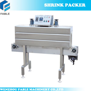 High Quality Steam Shrink Sleeve Labeling Machine pictures & photos