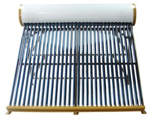 300liter Non Pressurized Galvanized Steel Solar Water Heater pictures & photos