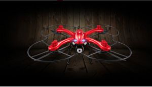 189104t-Camera 2.4G 4CH 6 Axis Gyro Quadcopter Headless Mode with Light pictures & photos