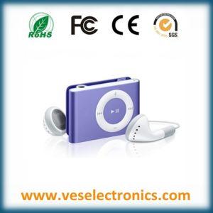 2015 Promotional Clip Mini MP3 Player pictures & photos