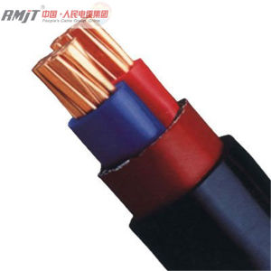 Low Voltage XLPE/PVC Insulated/DC/Electric Power Cable pictures & photos