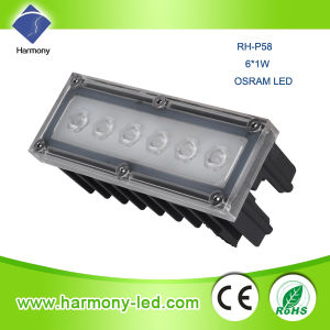 CE, RoHS ISO9001 Outdoor Light SMD 6W Osram LED Module pictures & photos