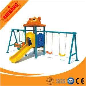 Customized Kids Slides Swing Baby Swing Set pictures & photos