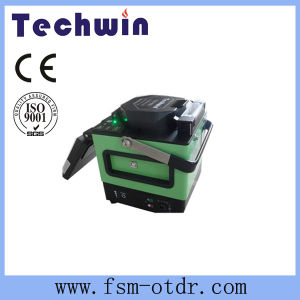 Techwin Core Alignment Fusion Fiber Optics Fusion Splicer pictures & photos