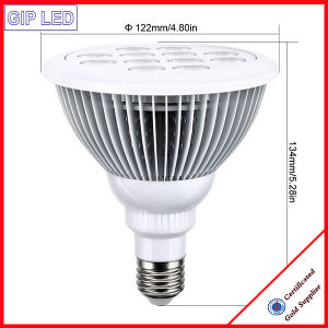 E27 12W High Brightness Edison Plastic Restaurant LED Grow Light pictures & photos