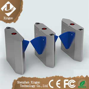 Optical Flap Barrier Automatic Turnstile for Swimming Pool pictures & photos