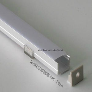 2016 LED Strip Light Aluminum Profile (MC-1914-A) pictures & photos