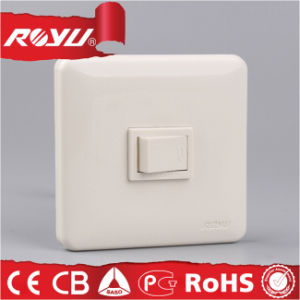 3*3 Inch 40000 Operating Times Economic Push Button Switch pictures & photos
